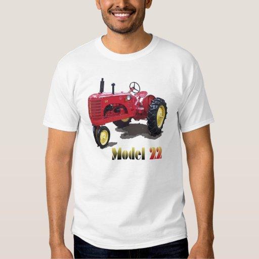 Massey Harris Model 22 T Shirt