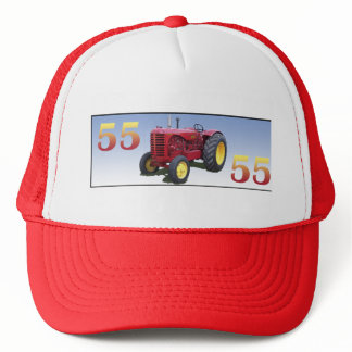 MASSEY HARRIS MODEL 55 TRUCKER HAT