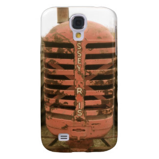 Massey Harris Tractor Grill iPhone 3 Case