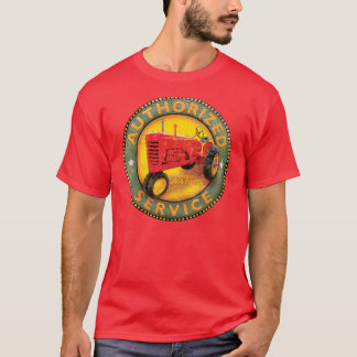 Massey Harris Tractors service sign T-Shirt