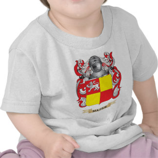 Massie Coat of Arms (Family Crest) Shirts