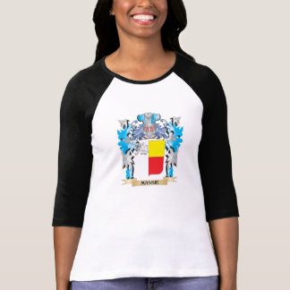 Massie Coat of Arms - Family Crest T Shirt