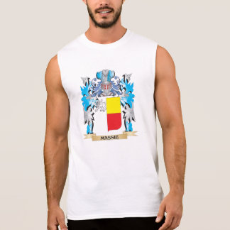 Massie Coat of Arms - Family Crest Sleeveless T-shirt