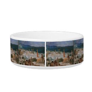 Massilia, Greek Colony by Puvis de Chavannes Bowl