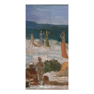Massilia, Greek Colony by Puvis de Chavannes Card