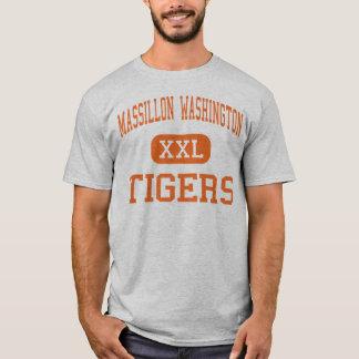 Massillon Washington - Tigers - High - Massillon T-Shirt