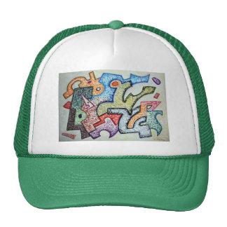 Massimo the Spaz Trucker Hat