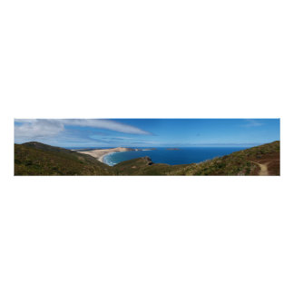 Massive Cape Reinga Panorama Poster