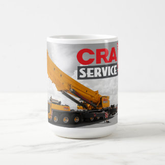 Massive Crane Mug