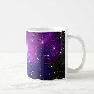 Massive Galaxy Cluster MACS J0717 Coffee Mug