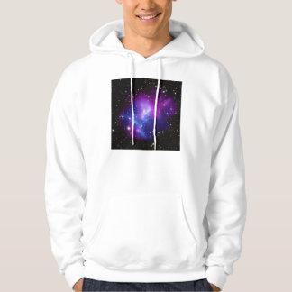 Massive Galaxy Cluster MACS J0717 Hoodie