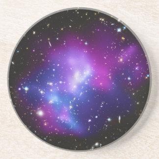 Massive Galaxy Cluster MACS J0717 Sandstone Coaster