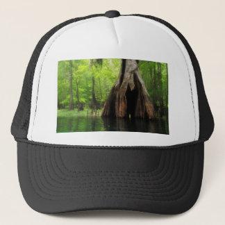 Massive Hollow Cypress Trucker Hat