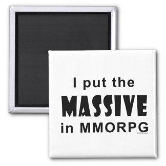 Massive MMORPG Magnet