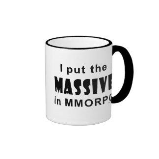 Massive MMORPG Coffee Mugs