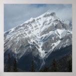 Massive Mountain Poster