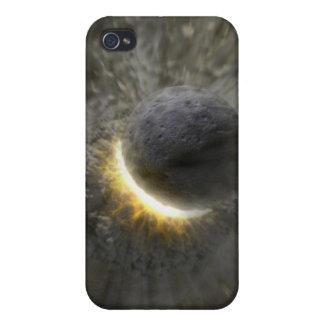 Massive smash up in Vega NASA Case For iPhone 4