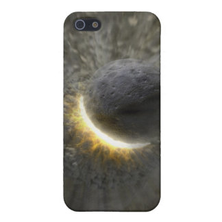 Massive smash up in Vega NASA iPhone SE/5/5s Cover