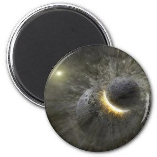 Massive smash up in Vega NASA Magnet