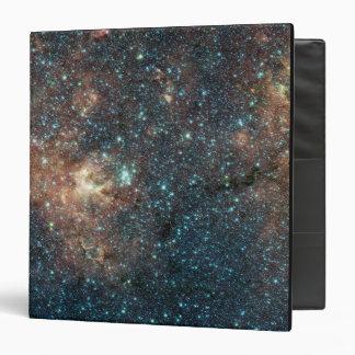 Massive Star Cluster 3 Ring Binder