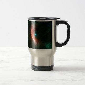 Massive Star Makes Waves Coffee Mugs