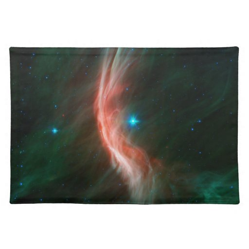 Massive Star Makes Waves Placemats