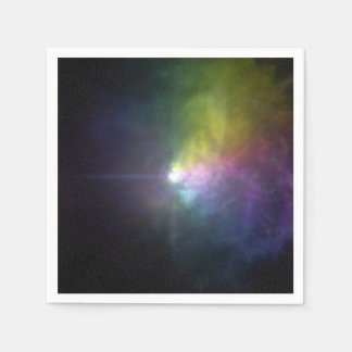Massive Star VY Canis Majoris - Polarized Light.ai Paper Napkins