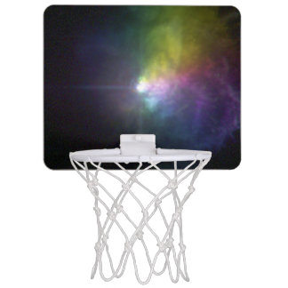 Massive Star VY Canis Majoris - Polarized Light.ai Mini Basketball Hoops