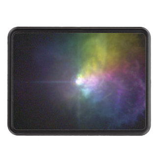 Massive Star VY Canis Majoris - Polarized Light.ai Tow Hitch Covers