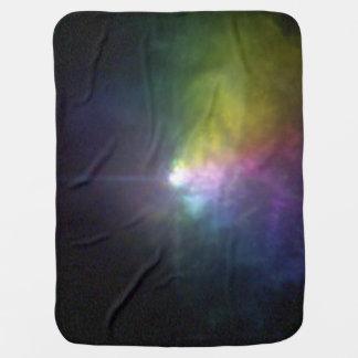 Massive Star VY Canis Majoris - Polarized Light.ai Receiving Blanket