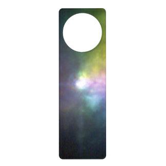 Massive Star VY Canis Majoris - Polarized Light Door Knob Hangers