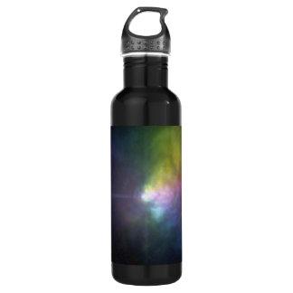 Massive Star VY Canis Majoris - Polarized Light 24oz Water Bottle