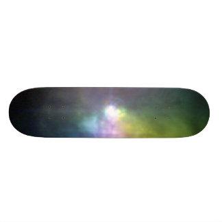 Massive Star VY Canis Majoris - Polarized Light Skateboard Decks