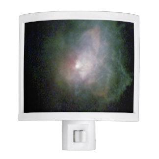Massive Star VY Canis Majoris - Visible Light Nite Light