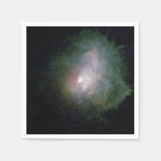 Massive Star VY Canis Majoris - Visible Light Paper Napkins