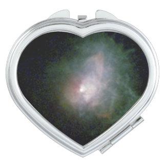 Massive Star VY Canis Majoris - Visible Light Makeup Mirrors