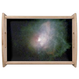 Massive Star VY Canis Majoris - Visible Light Food Tray