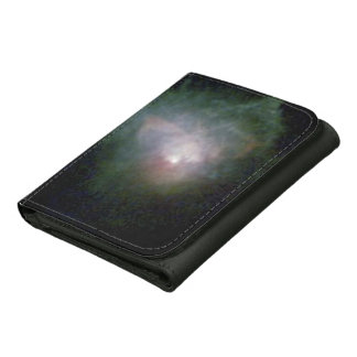 Massive Star VY Canis Majoris - Visible Light Leather Wallet