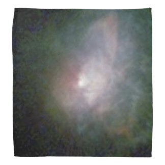 Massive Star VY Canis Majoris - Visible Light Bandana