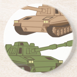 Massive Tank Coaster