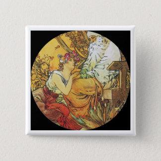Masson Chocolat 1900 Button