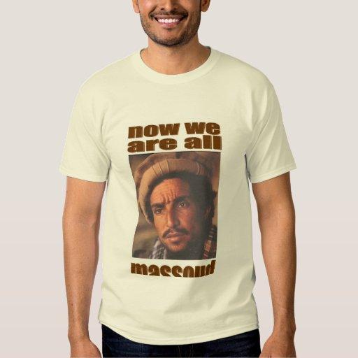 Massoud T-shirt - Customized