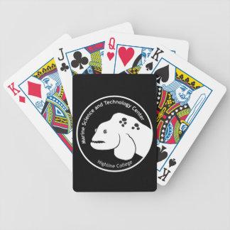 MaST Center Black Card Deck