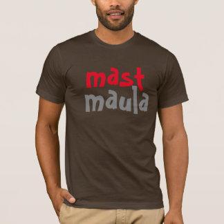 mast maula desi free spirit fun indian design T-Shirt