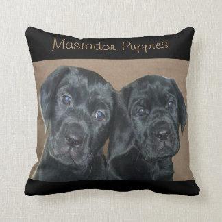 Mastador Puppies Pillow