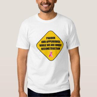 Mastectomy Reconstruction T-shirt