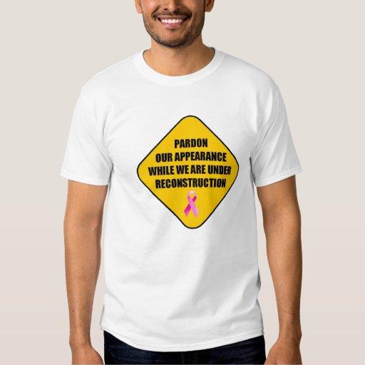 Mastectomy Reconstruction Tee Shirt