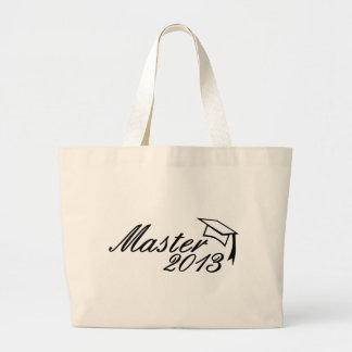 Master 2013 canvas bag