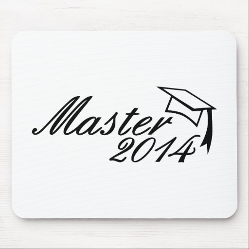 Master 2014 mouse pad