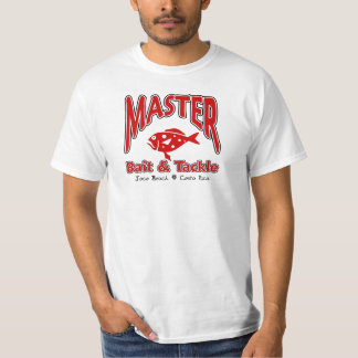 Master Bait & Tackle, Jaco Beach, Costa Rica T-Shirt
